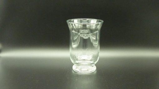Windlicht Glas Ø 14cm ▷ Geschirrverleih Berlin