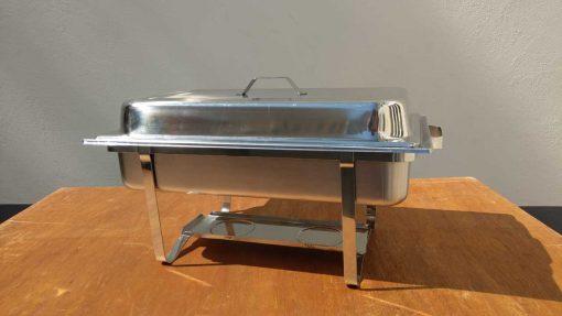 7cd100 Chafing Dish ohne Einsätze