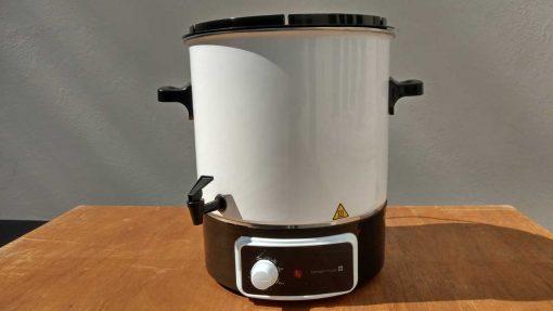 7ko100 Glühweintopf 29 Liter