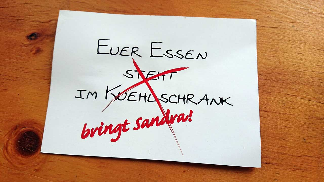 Catering Service Berlin - Teller Tisch Tasse