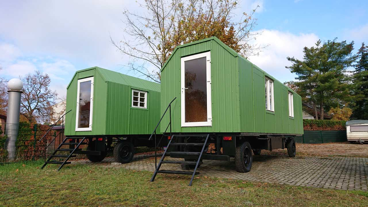 Tiny House Berlin - Weniger ist mehr!